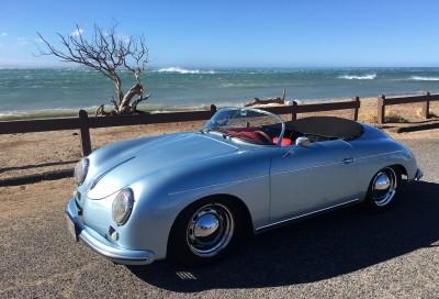 Classic Car Rental Honolulu