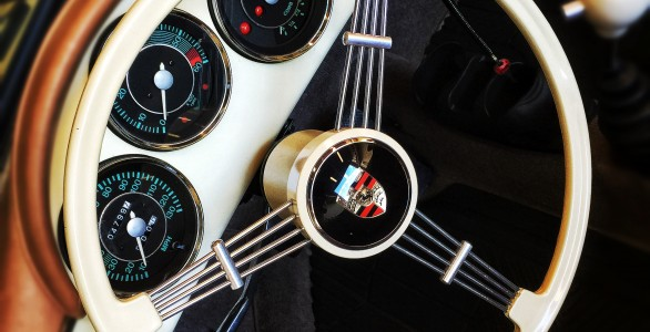 Lani Ivory 1957 Porsche 356 Speedster Reproduction Maui